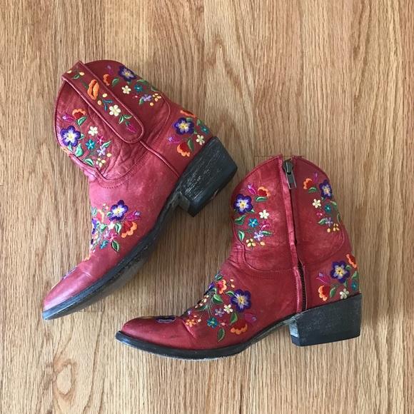 6dd9bfa08c3 Old Gringo Sora Zipper Boots